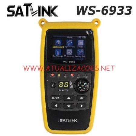 como instalar uma nova firmware no satlink ws 6933