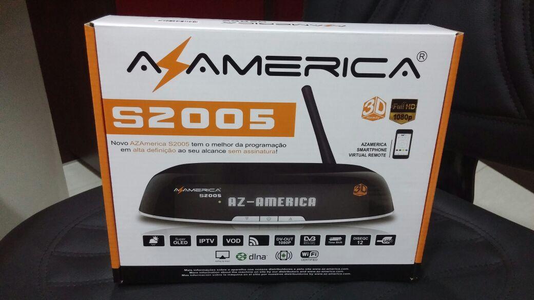 Resultado de imagem para AZAMÉRICA S2005 HD