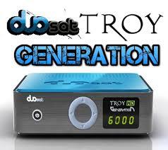 DUOSAT-TROY-GENERATION DUOSAT TROY G HD ATUALIZAÇÃO  - 14/07/17
