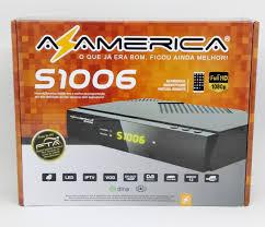az-s1006 AZAMERICA S1006 ATUALIZAÇÃO V 1.09.18373 SKS- 10/08/17