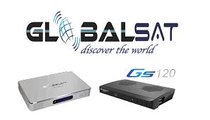 GLOBALSAT-GS-120 GLOBALSAT GS120 HD ATUALIZAÇÃO 2.19 - 03/11/17