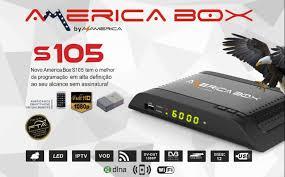 AMERICABOX-S105 AMERICABOX S105 ATUALIZAÇÃO 214 - 21/12/17