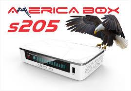 AMERICABOX-S205 AMERICABOX S205 HD ATUALIZAÇÃO 2.15 - 21/12/17