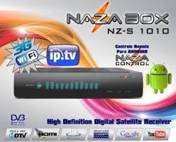 NAZA-S1010 NAZABOX S1010 ATUALIZAÇÃO 4.16 - 04/01/18