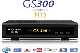 GLOBALSAT-GS300 GLOBALSAT GS300 HD ATUALIZAÇÃO 4.14 - 09/02/18