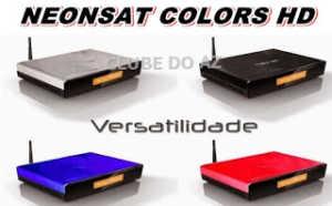 NEONSAT-COLORS-HD-300x186 NEONSAT COLORS HD ATUALIZAÇÃO C80 - 09/02/18