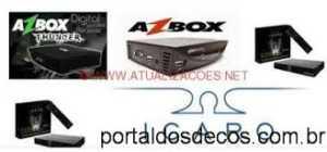 AZBOX-THUNDER-1-300x140 AZBOX THUNDER/BRAVISSIMO PLUS EM ICARO XF5001 ATUALIZAÇÃO MODIFICADA 19/05/18