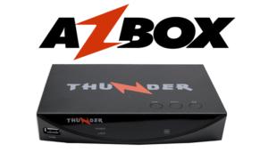 Azbox-Thunder-HD-300x171 AZBOX THUNDER/BRAVISSIMO PLUS EM AZAMERICA S1008 ATUALIZAÇÃO MOD - 05/05/18