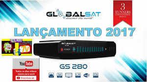 Globalsat-GS280-300x168 GLOBALSAT GS 280 HD ATUALIZAÇÃO 1.95 - 08/06/18