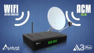 audisat-a3-plus-300x169 AUDISAT A3 PLUS ATUALIZAÇÃO 1.3.54 - 04/07/18