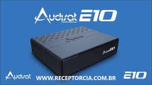 Audisat-E10-300x168 AUDISAT E10 ATUALIZAÇÃO 1.2.98 04/08/18