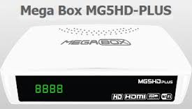 MEGABOX-MG5-HD-PLUS MEGABOX MG5 HD PLUS ATUALIZAÇÃO 06/08/18