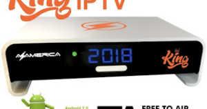 AZAMERICA-KING-IPTV-300x158 AZAMERICA KING HD ATUALIZAÇÃO 1.08 09/11/18
