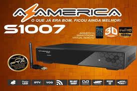az-s1007 AZAMERICA S1007 ATUALIZAÇÃO 1.09 20025 08/11/18