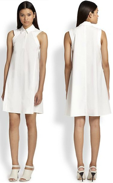 3.1 Phillip Lim - Trapeze Shirt Dress