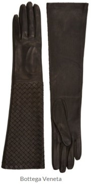Bottega Veneta - Intrecciato Long Gloves