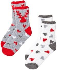 Free Press - Fuzzy Socks
