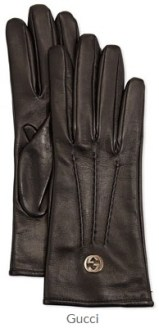 Gucci - Classic Leather Driving Gloves