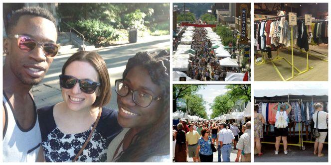 Over The Weekend :: Hometown Love