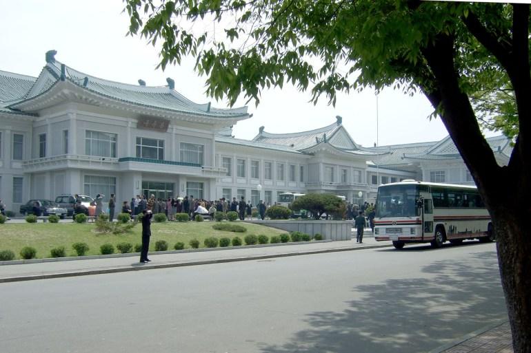 Okryu Restaurant in Pyongyang