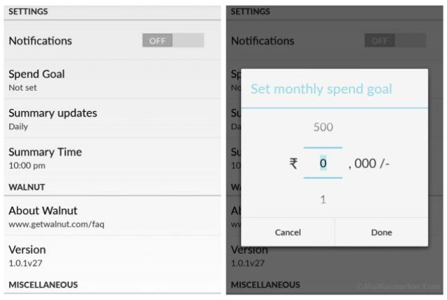 walnut app a powerful expense tracker and money manager