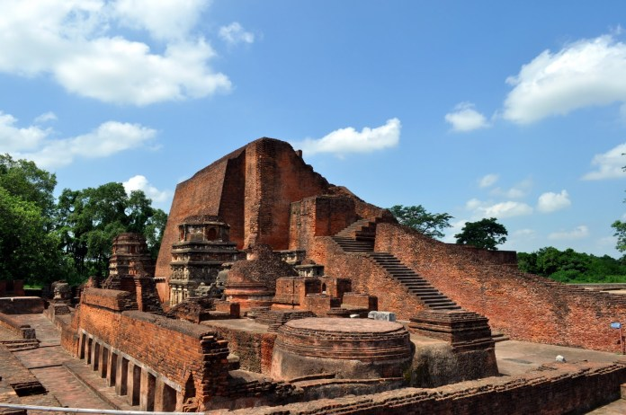 Nalanda ,A place where aryabhatta worked