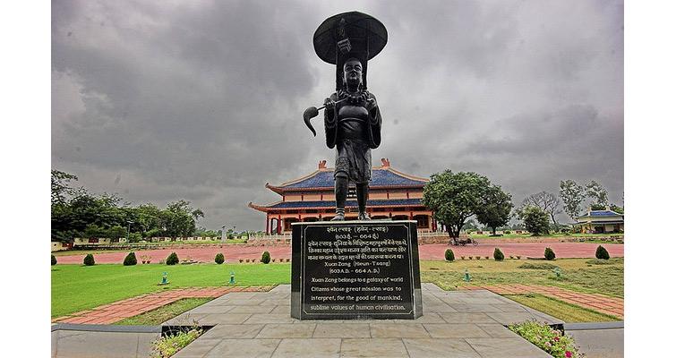 hiuen-tsang-memorial-hall,kundalpur