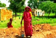 Women from a village in Bihar's Banka district have built without government aid.