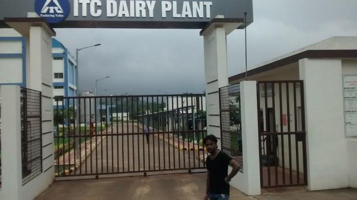 ITC dairy plant