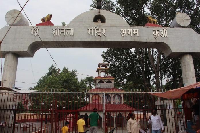 पटना स्थित प्रमुख मंदिर