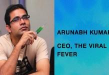 Arunabh Kumar, CEO of TheViralFever
