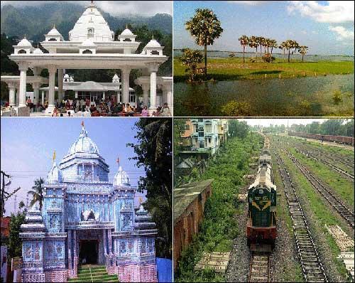 कटिहार के प्रमुख पर्यटन स्थल