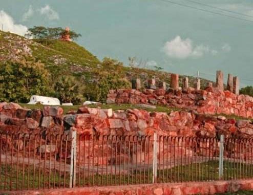 Ajatshatru-Fort