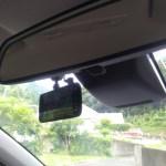 改良版 Chortau ドライブレコーダーを自分でつけてみた。