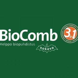 Biocomb pesuaineet