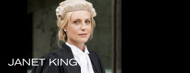 Image result for janet king