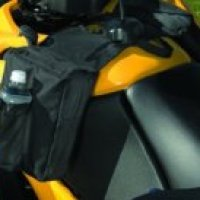 Raider ATV-1 Black ATV Tank Bag