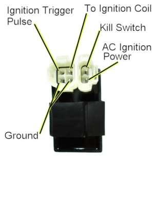 Kazuma dingo 250cc CDI wiring  ATVConnection ATV Enthusiast Community