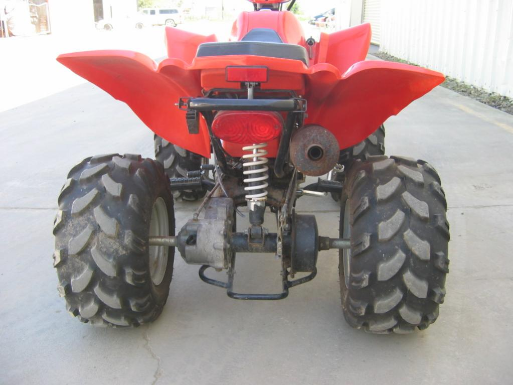 Early Jetmoto 150