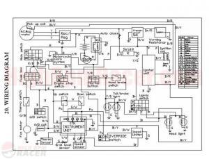 Buyang 300cc Charging Problem  ATVConnection ATV