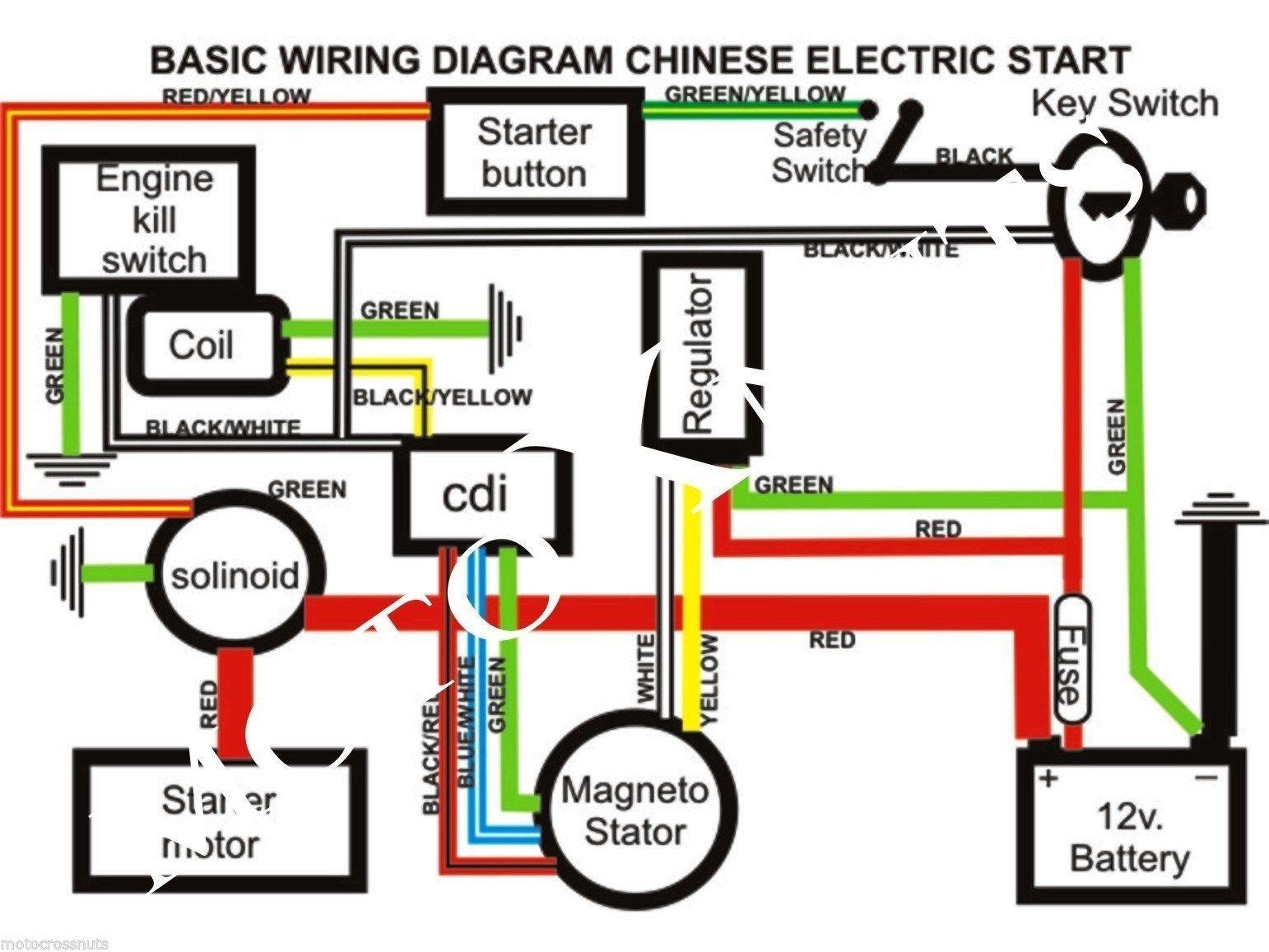 Quad Wiring Diagram - Decoration Ideas