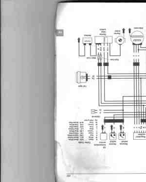 trx300 wiring diagram needed  ATVConnection ATV Enthusiast Community