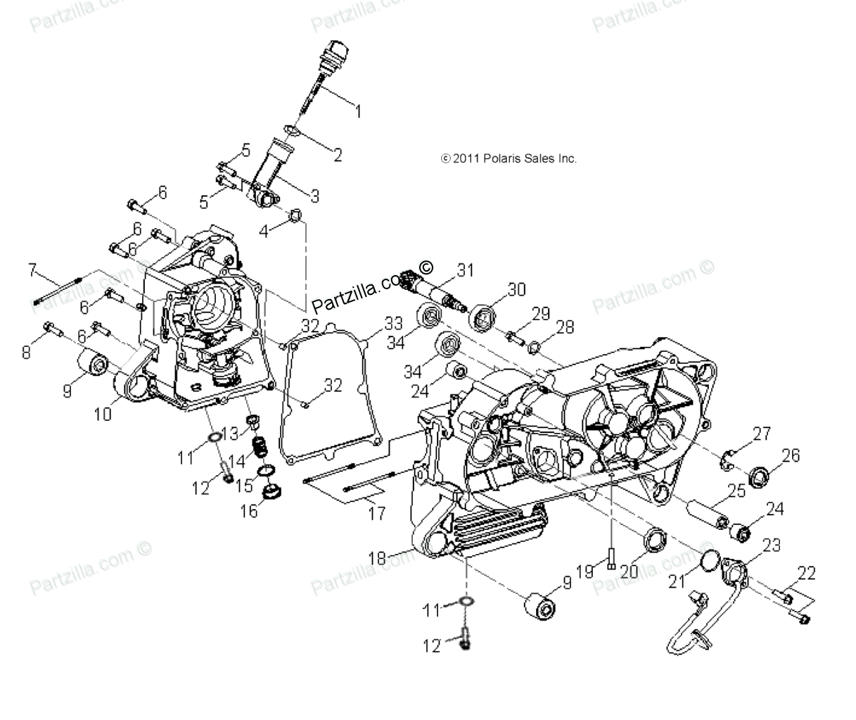 Polaris Outlaw 90 Wiring Diagram Engine Wiring Diagram