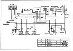 110 4 stroke wiring diagram wanted  Page 3