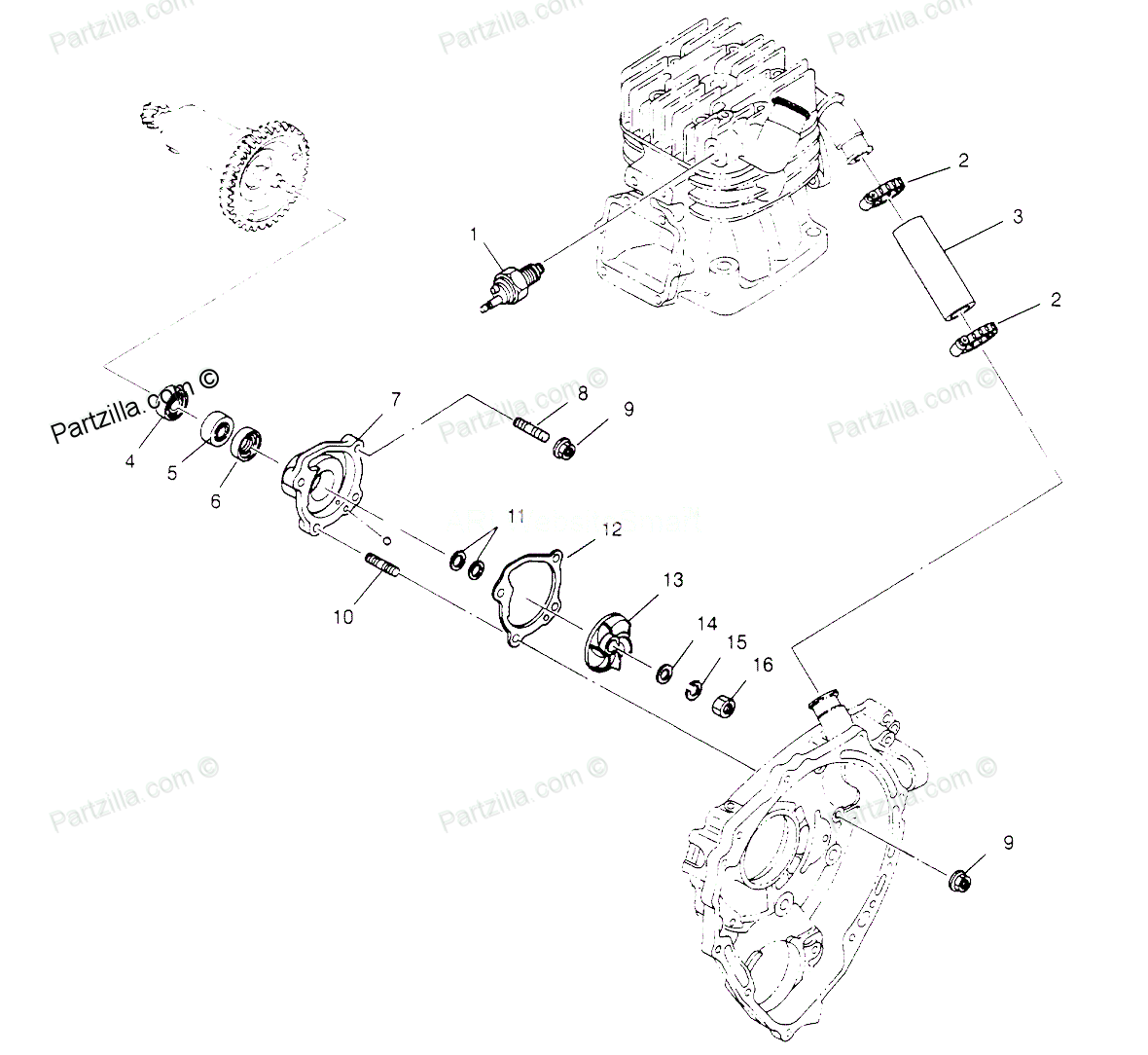 Diagram Polaris 250 Trail Boss Wiring Diagram Full