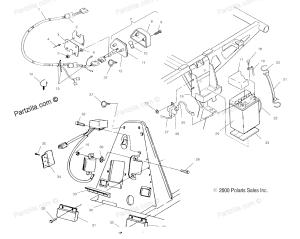 Polaris Trail Boss 325 Wiring Diagram  Wiring Diagram