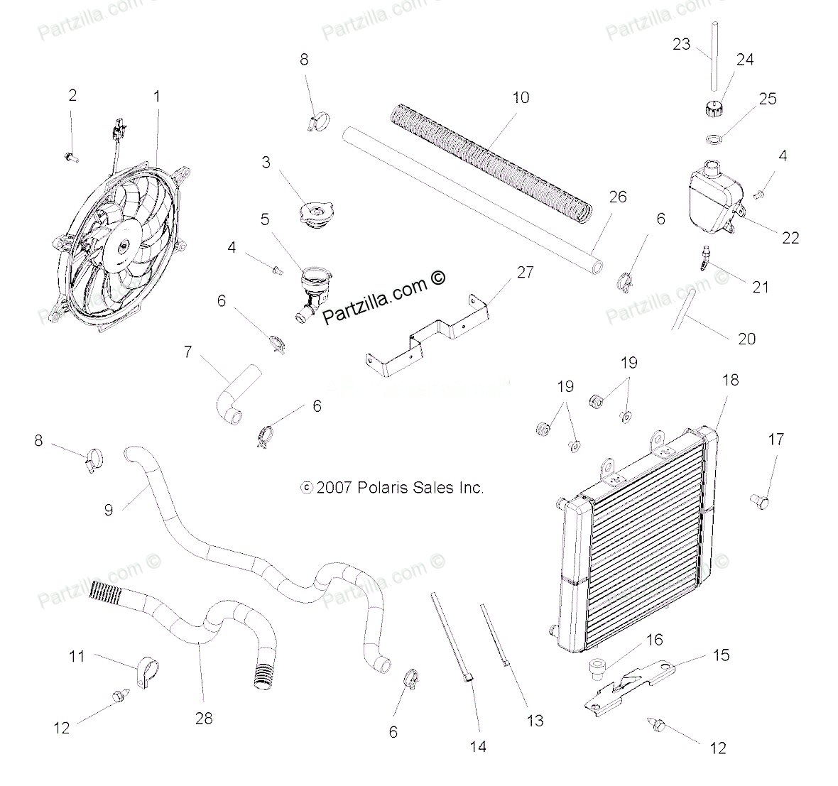 Polaris Sportsman 500 Ho Wiring Diagram