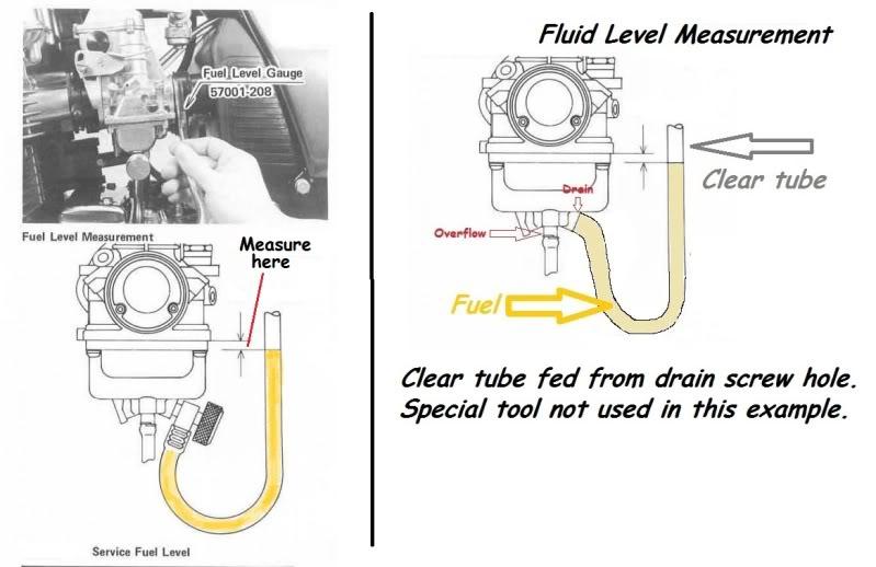 2001 Polaris Scrambler 90 Carburetor Adjustment