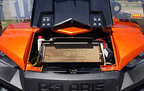 High Lifter Products Polaris Ranger Sxs    Utv Radiator