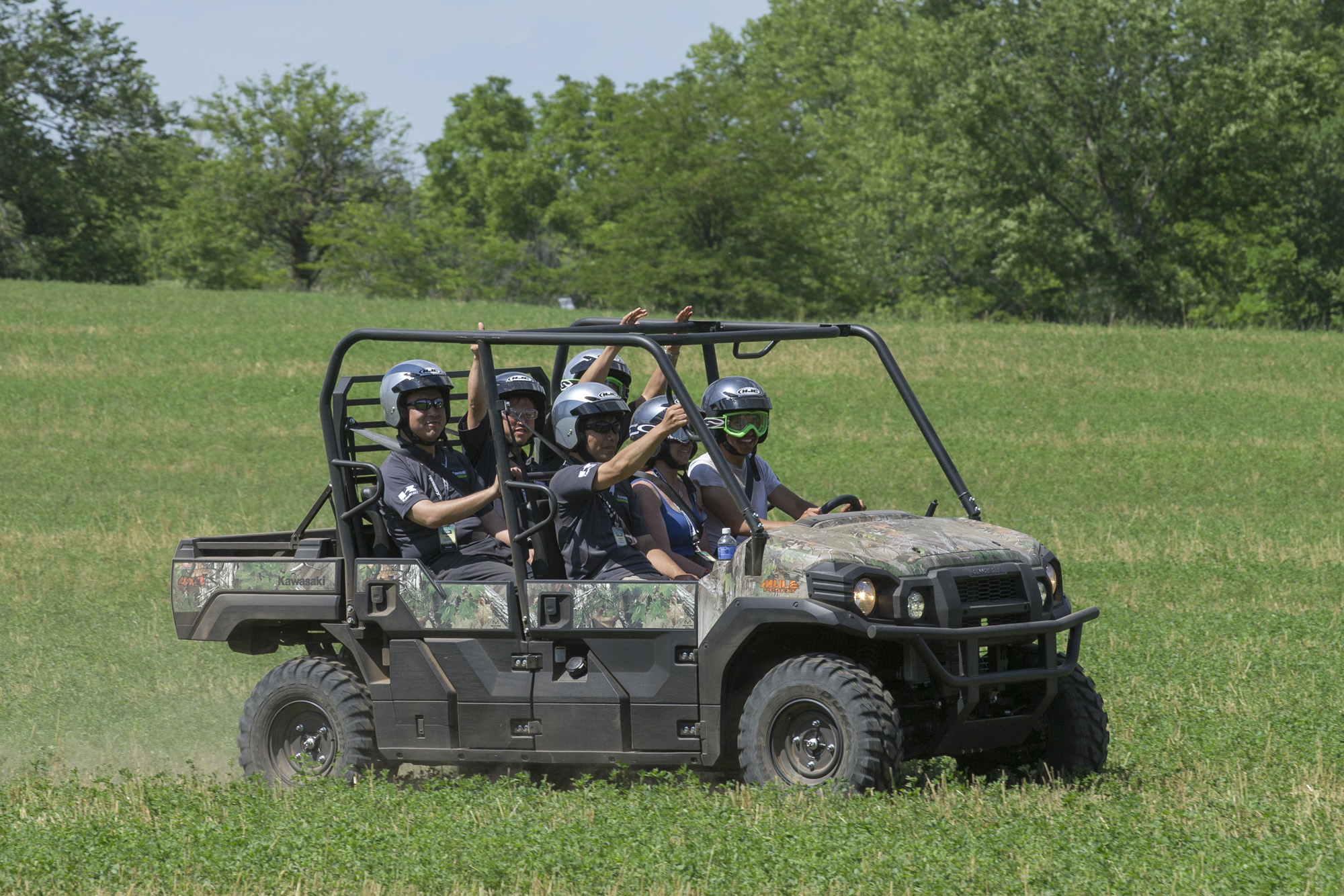 atvconnection reviews the 2015 kawasaki mule pro fxt. Black Bedroom Furniture Sets. Home Design Ideas